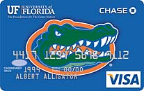 Florida Gators Credit Card