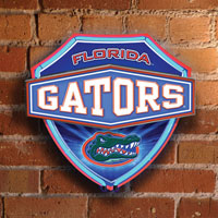 Florida Gators Neon Sign