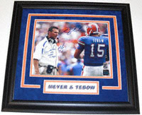 Tim Tebow Gators Autograph