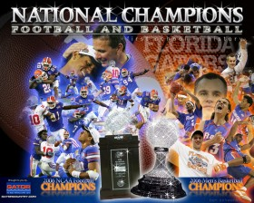 Florida Gators National Championship Wallpaper