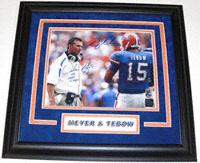 Tim Tebow Gators Autograph